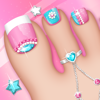 Fashion Nails: Pedicure Game Toe Nail Art Designs