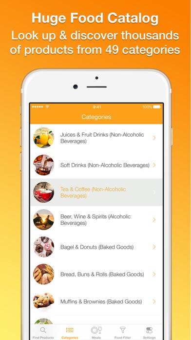 Low-Carb Diet & Meal Planner screenshot 2