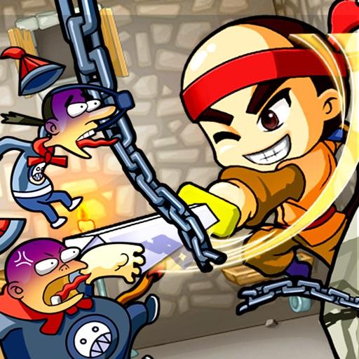 Prison Escaper—A funny puzzle escape game