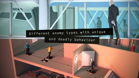 Screenshot #12 for Hitman GO
