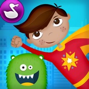 Superhero Comic Book Maker HD - by Duck Duck Moose on the App Store