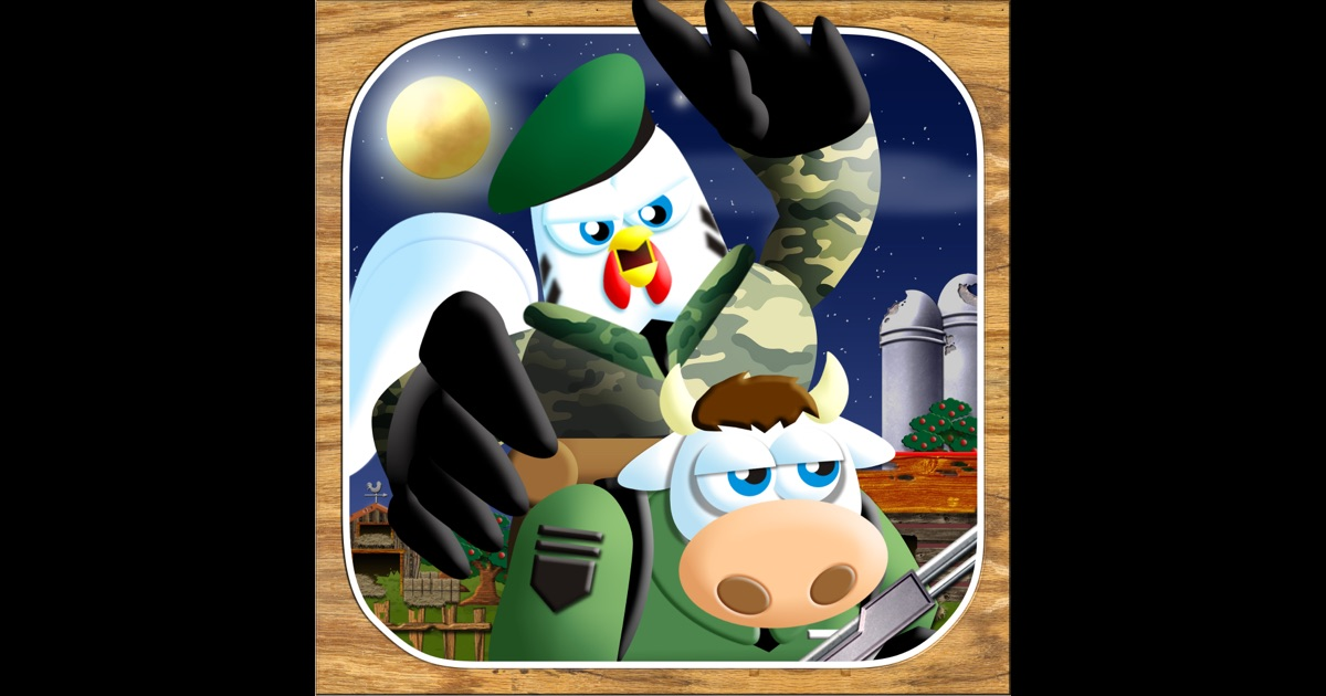 Bravest Chicken Ever: Stealth Chicken Ops: The Bravest Little Commander's Farm
