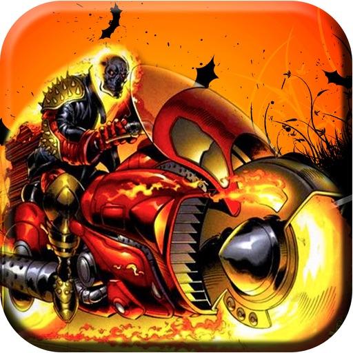 Halloween Trials Frontier Stunt Bike Racing iOS App