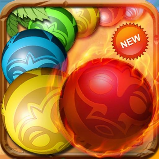 Montezuma Bubble Blast iOS App