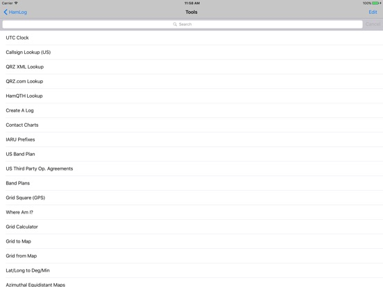 HamLog On The App Store - Us maidenhead grid square map