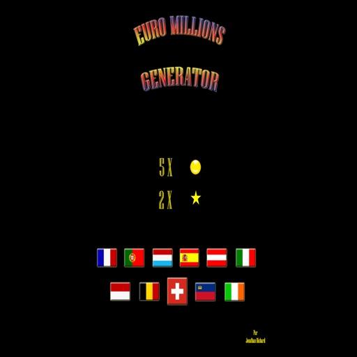 Euro Million iOS App