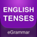 Verbs + tenses in English grammar lessons - EFL