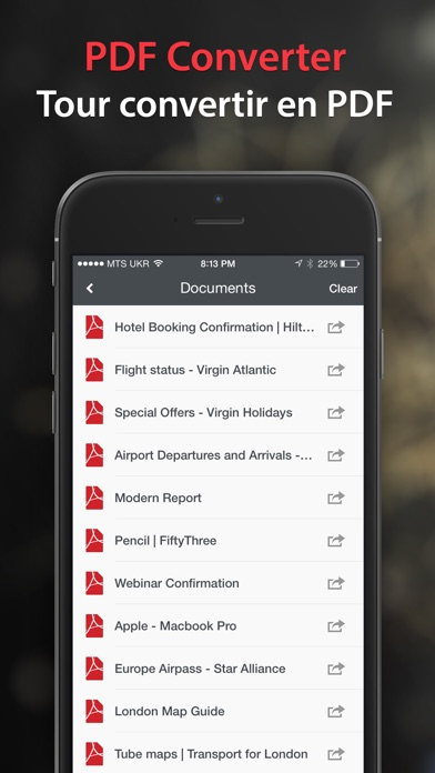 download PDF Converter par Readdle apps 4