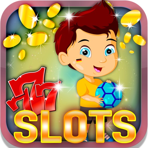 Soccer Slot Machine: Bet on the team uniforms iOS App