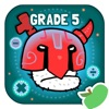 Crazy Math Adventure - Age 10 -11 Grade 5 LITE