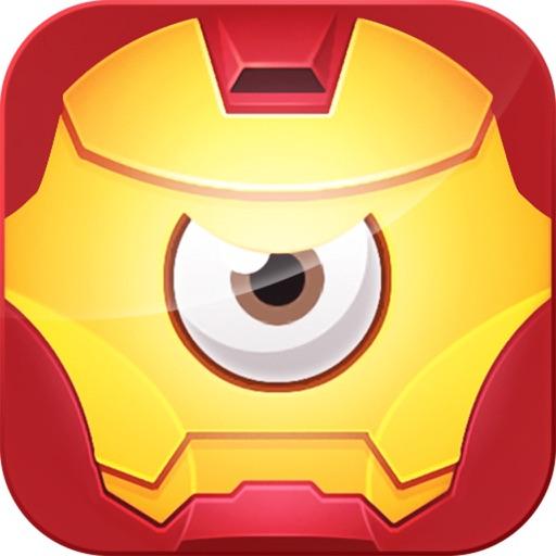 Bubble Men iOS App