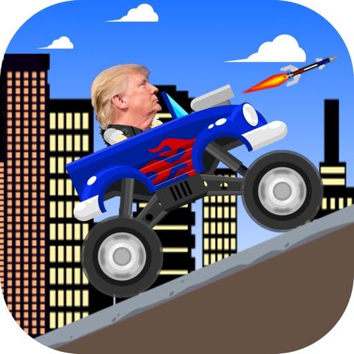 Trump Cruzer iOS App