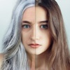 變老應用老化面對顯得更老