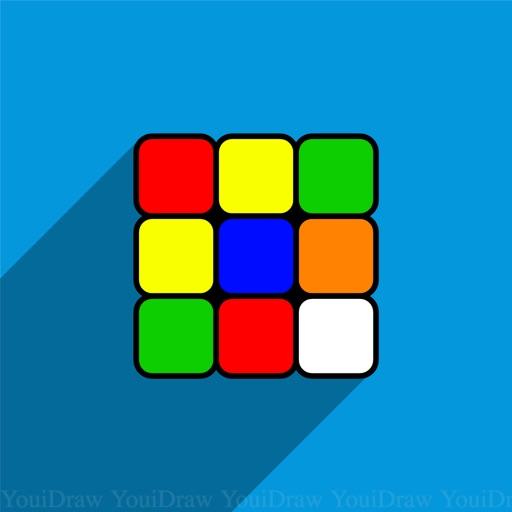 CubeIt - Timer & Solver iOS App