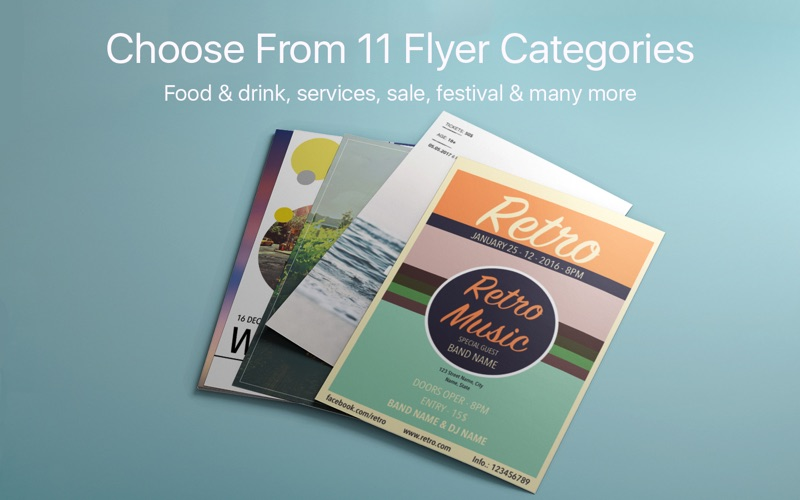 flyer templates designs flyers for word by onsoftas mb