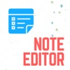 Note Editor