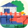 Home Design Pro : Interior Design & Floor Plan CAD home design house plan