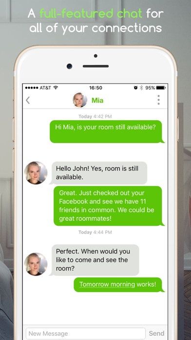 download Roomster Flatmate Finder, Flatshares & Spare Rooms appstore review