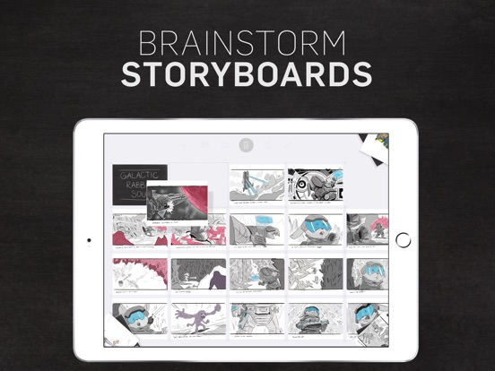 Ipad App Ideas Forge  Brainstorm And Organize Your Ideas On The App Store