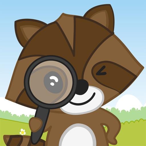 Kids Play Visual Games iOS App