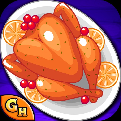 Turkey - Thanksgiving Cooking For Girls & Teens iOS App