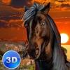 Wild African Horse: Animal Simulator 2017 -Try animal survival simulator, be African horse!