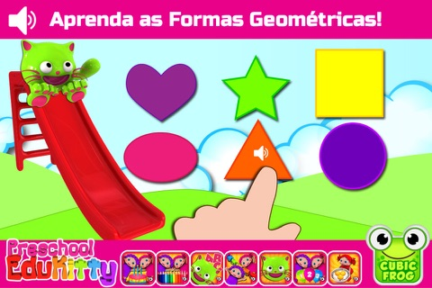 Toddler Educational Learning Games-EduKitty Free screenshot 3