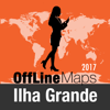 Ilha Grande Offline mapa e guia de viagens