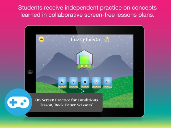 Kodable - Coding for Kids Screenshot