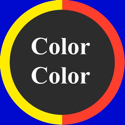 Color mix taps iOS App