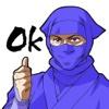 Ninja Action Sticker fruit ninja lite
