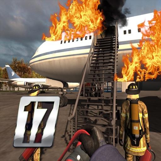 Airport Firefighter Simulator (2017) iOS App