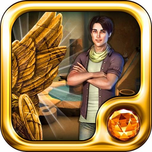 Hidden Object: Ancient Theasures PharaonS Mystery iOS App