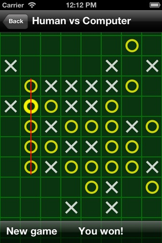Tic Tac Toe Unlimited Free screenshot 2