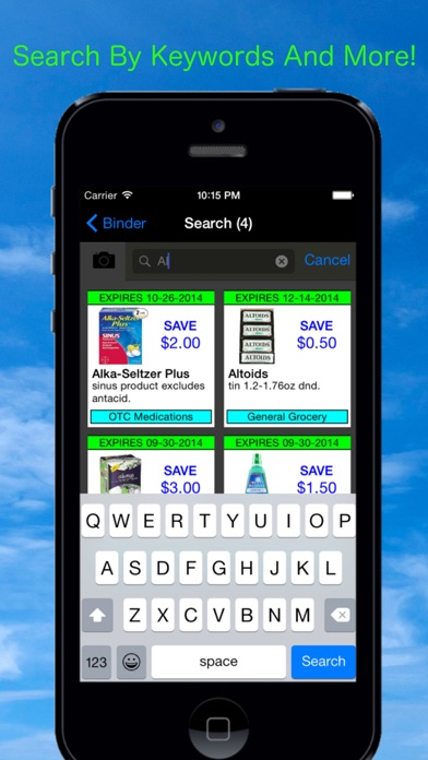 Extreme Coupon Finder App For Iphone