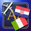 Trav Italian-Croatian Dictionary-Phrasebook