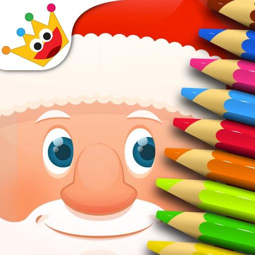Colorear Juegos Gratis Para Ninos Y Ninas Navidad Por Developlabs