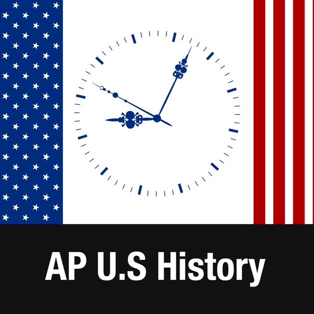AP United States History Practice Exam Prep On The App Store - Ap us history map test