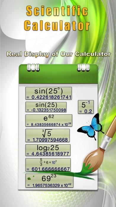 Calculator! Voice + Effect Screenshots