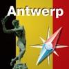 Антверпен Карта