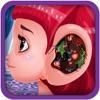 女の子の耳の治療 - 外科クリニック病院外科手術シミュレーションゲーム