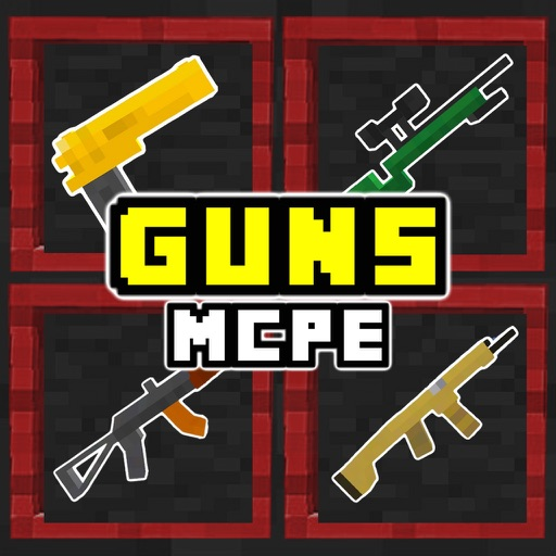 Guns PE Addons for Minecraft Pocket Edition - MCPE iOS App