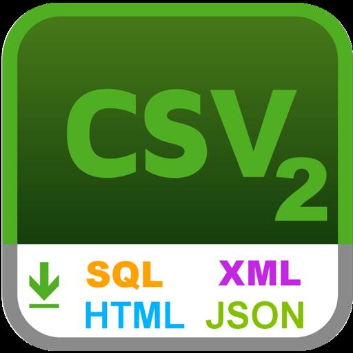 CSV2Web