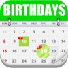 Birthday Reminder - All Birthdays in One Place