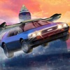 Flying Sport Car Simulator 3D Full - Fly a futuristic super car!
