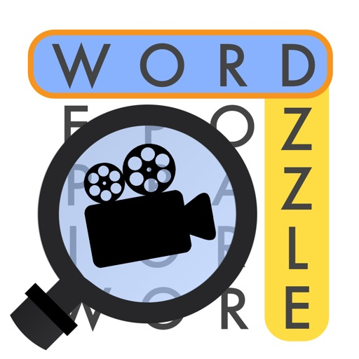 Wordzzle Pro - Hollywood Movies (WordSearch Puzzles) iOS App