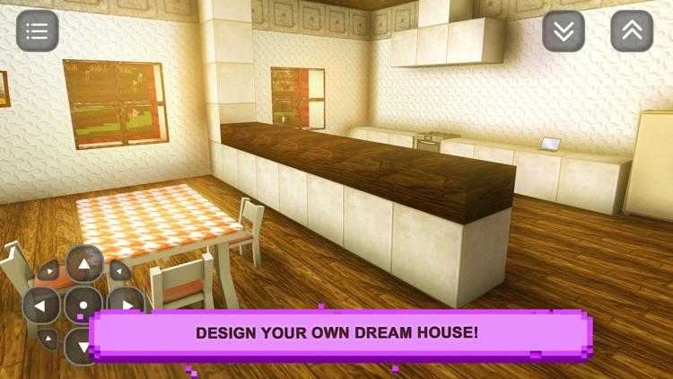 Dream House Design Sim Craft: Interior Exploration by Tiny Dragon ...