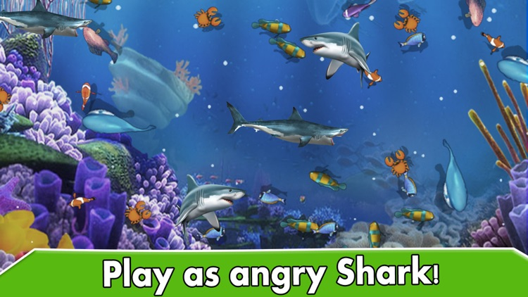 Angry Monster Shark Extreme Shooting Games Pro by Aziz Fatima