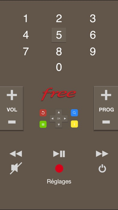 download Freemote Télécommande Freebox Free apps 2