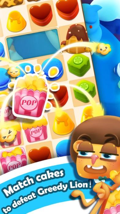 Cookie Chef - splash sweet feed your pet Screenshot